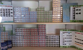 200種類のカラー剤を配合により取り揃えております。